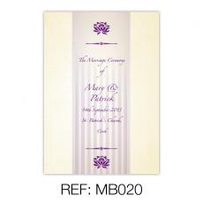 Massbook Style MB020