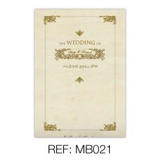 Massbook Style MB021
