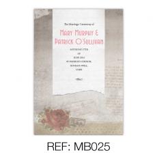 Massbook Style MB025