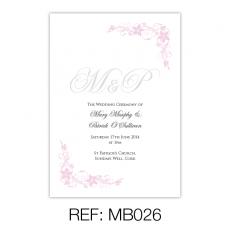 Massbook Style MB026