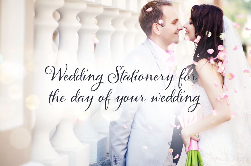Wedding-Stationery-for-the-day-of-your-wedding